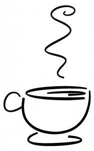 Free Coffee is Provided at Midnight During the Library's 24-Hour Schedule.