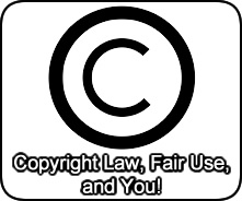 Copyright Workshop, April 13, 10-11 AM