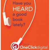 Enjoy Books on the go with OneClickdigital
