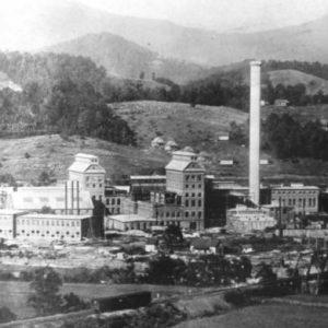 Canton Champion Fibre Company circa 1920