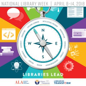 2018 National Library Week Theme