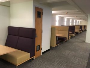 Microfilm Viewing Area- After