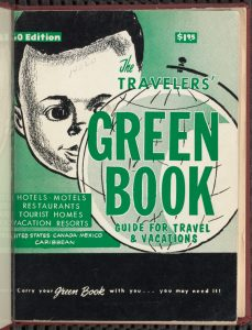 """The Travelers' Green Book: 1960"""