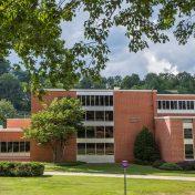 Hunter Library Photo